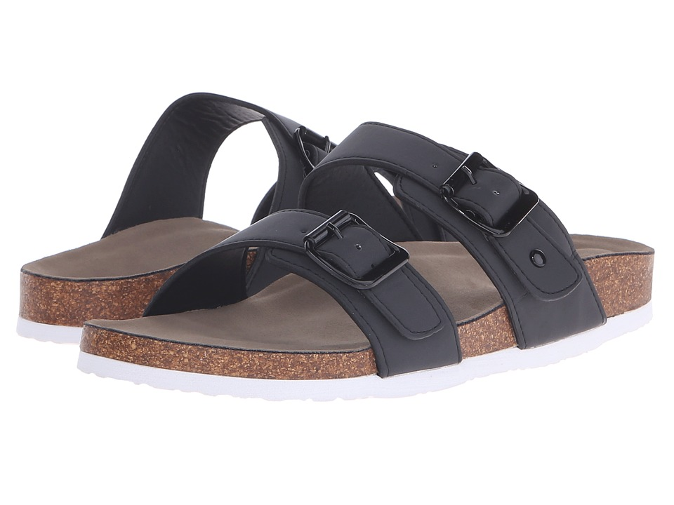 Madden Girl - Brando (Black 1) Women's Sandals