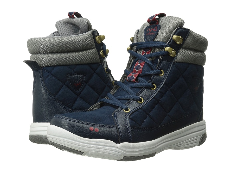 Ryka - Aurora (Navy/Grey/Red) Women's Shoes