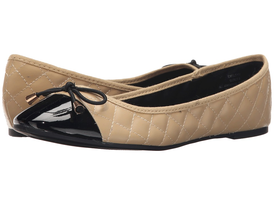 Madden Girl - Cwiltyy (Nude Multi) Women's Slip on Shoes
