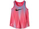 Nike Kids - Swooshtm Dri-FITtm A-Line Tank Top (Toddler)