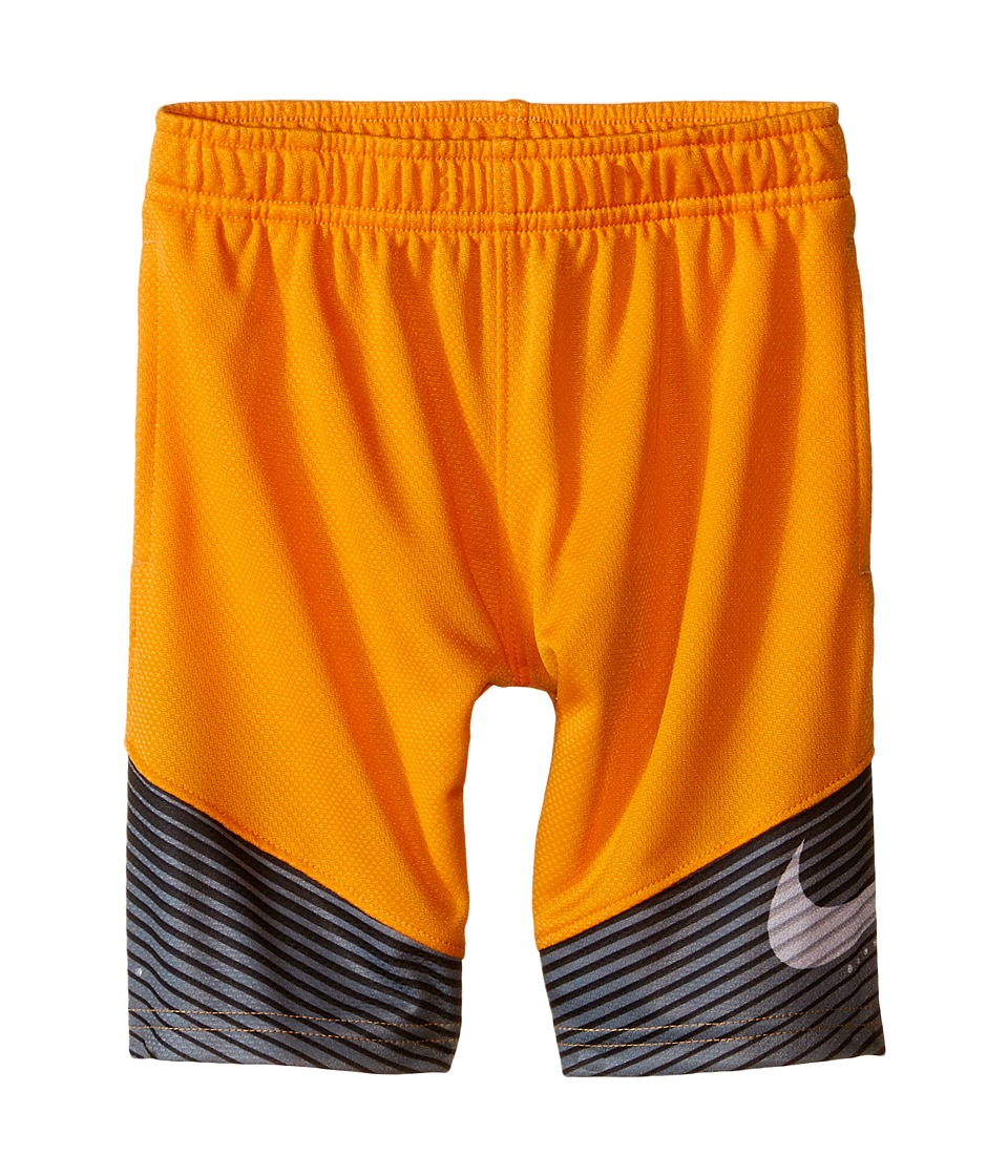 Nike Kids - Elite Perf Shorts (Toddler) (Vivid Orange) Boy's Shorts