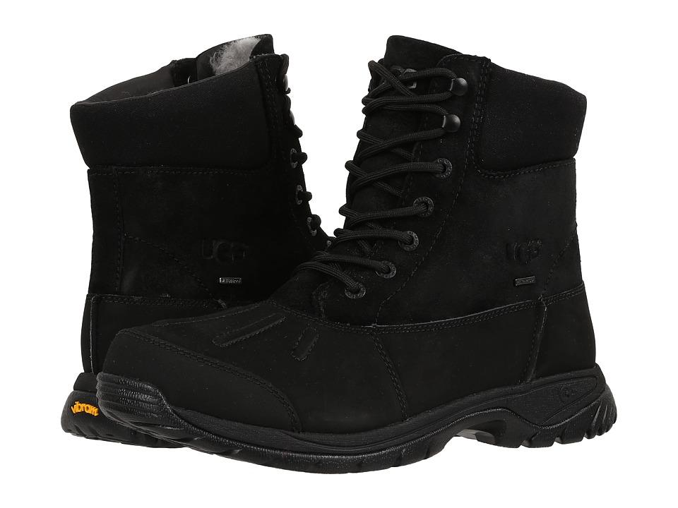 UGG - Metcalf (Black) Men's Boots