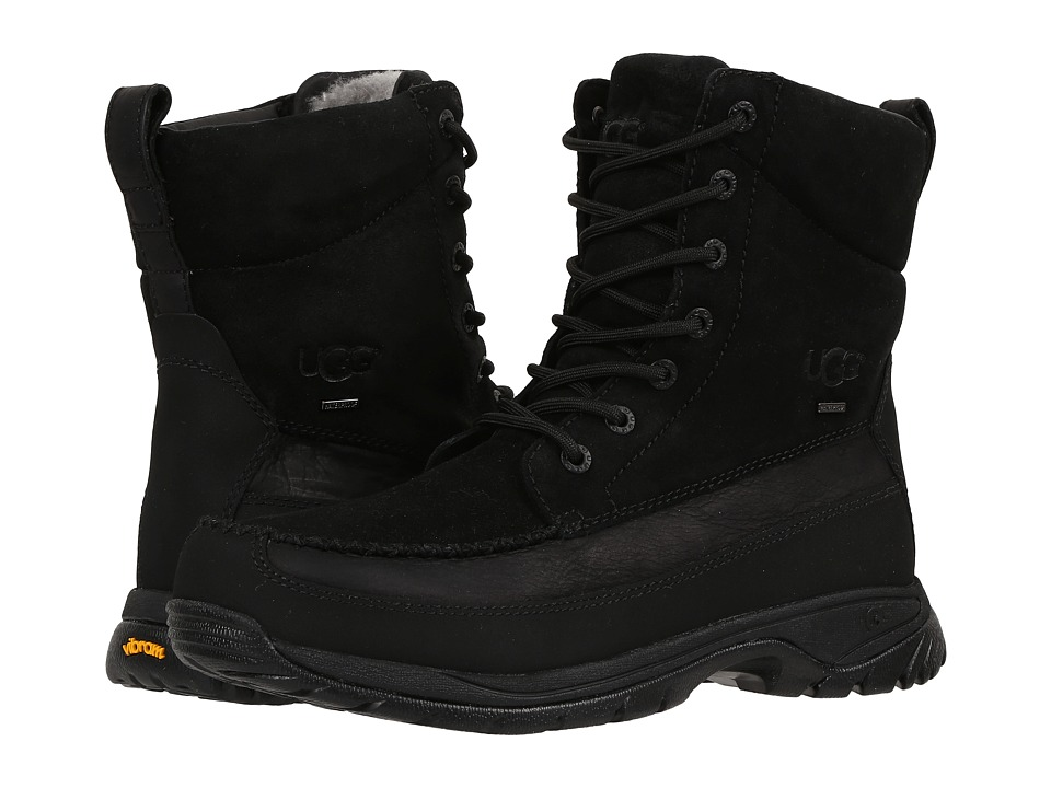 UGG - Archibald (Black) Men's Boots