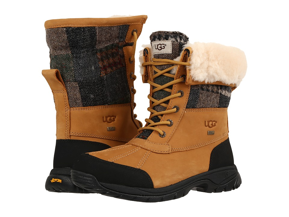 UGG Butte Patchwork (Wheat) Men