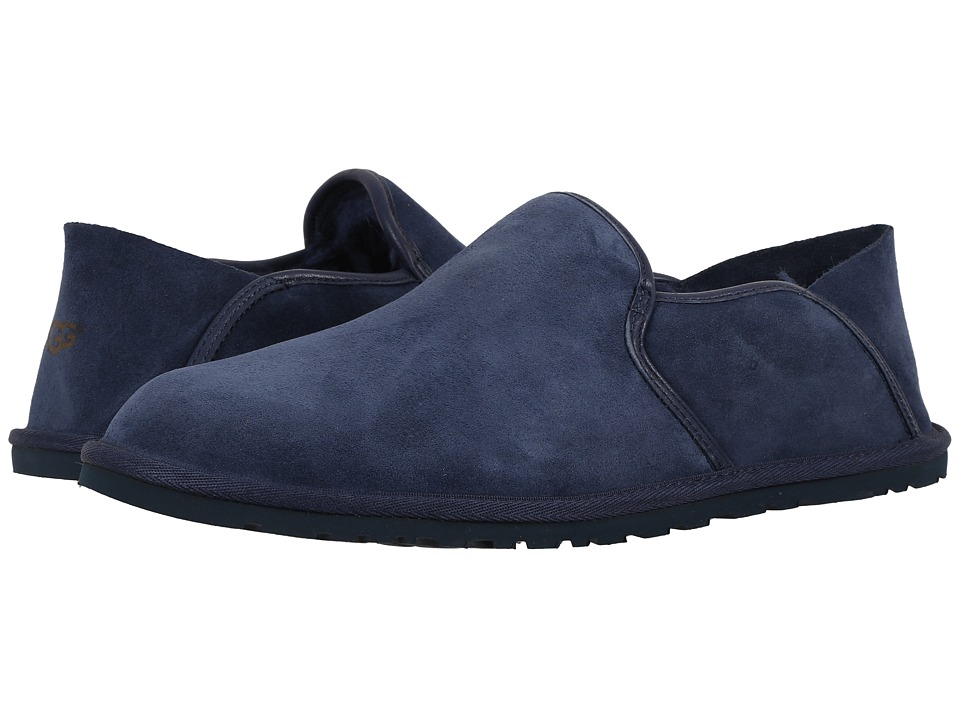 UGG - Cooke (Navy) Men's Slippers