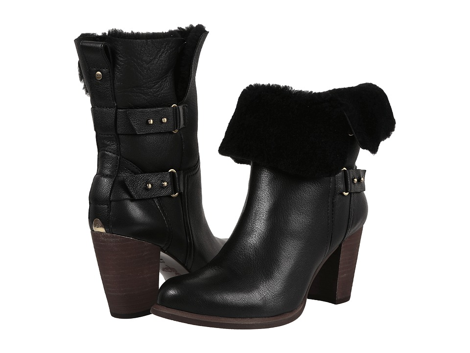 UGG Jayne (Black/Black) Women