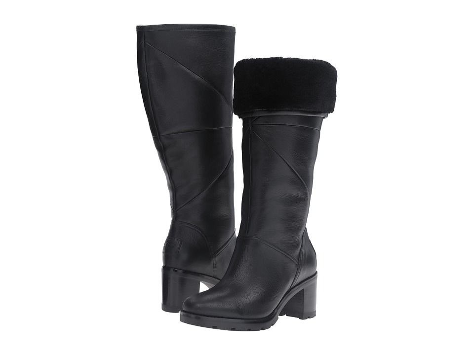 UGG - Avery (Black) Women's Boots