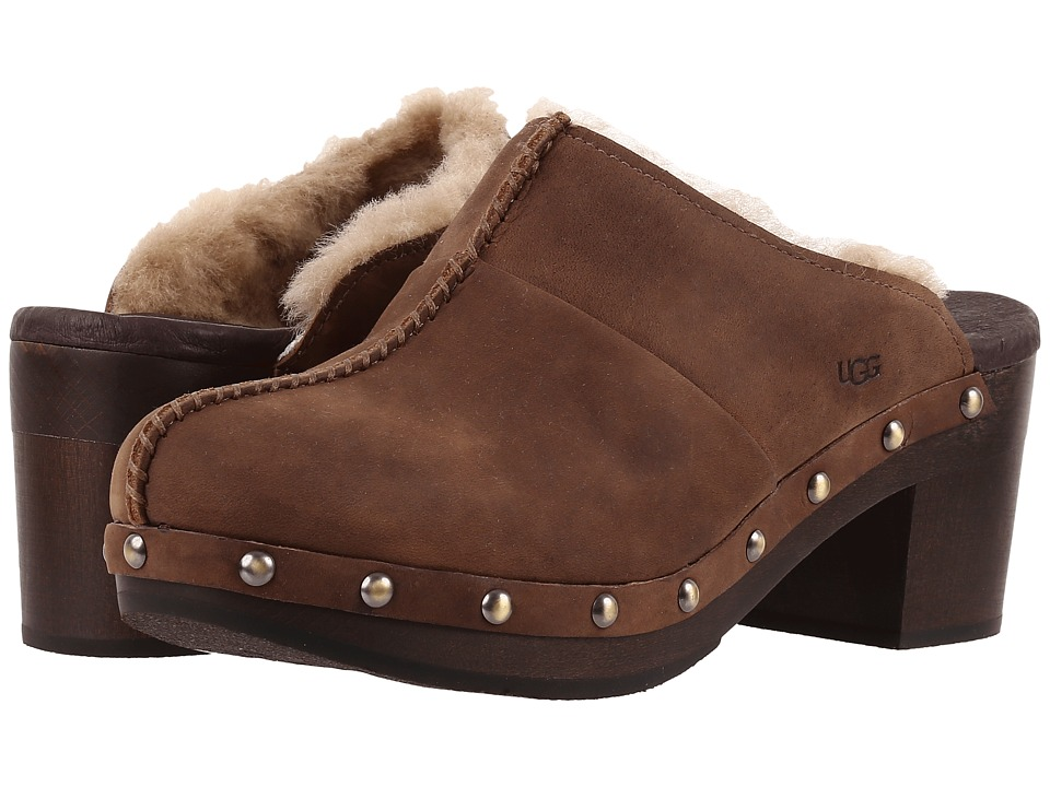 UGG - Kassi (Chocolate) High Heels