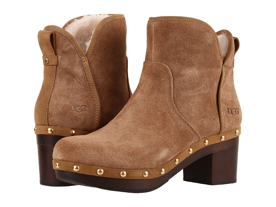 UGG Cam II (Chestnut) High Heels