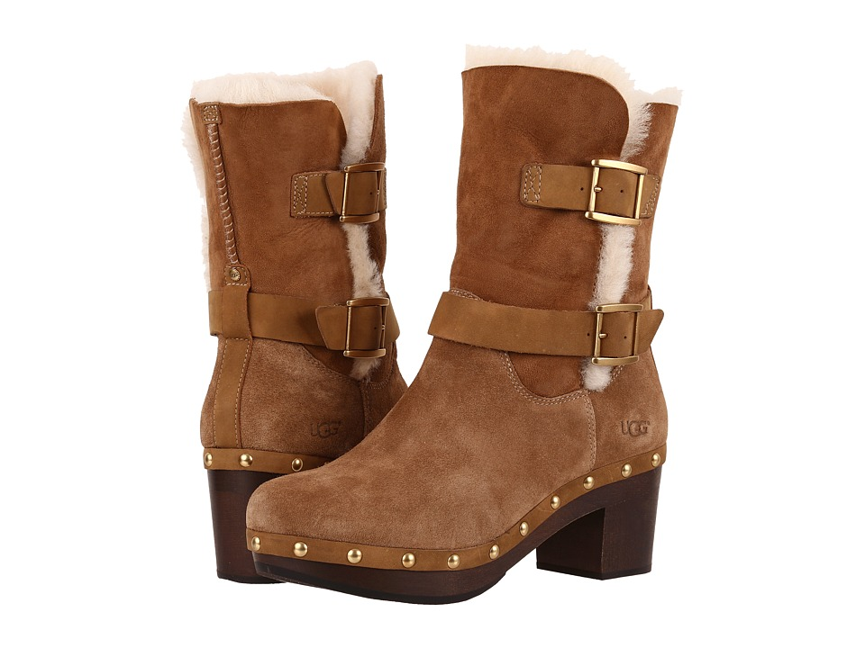 UGG - Brea (Chestnut) Women's Boots