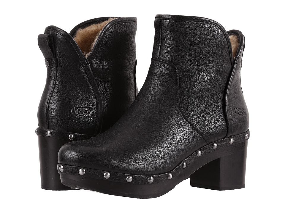 UGG Cam II (Black) High Heels