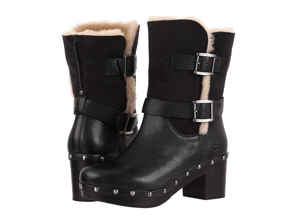 UGG - Brea (Black) Women's Boots