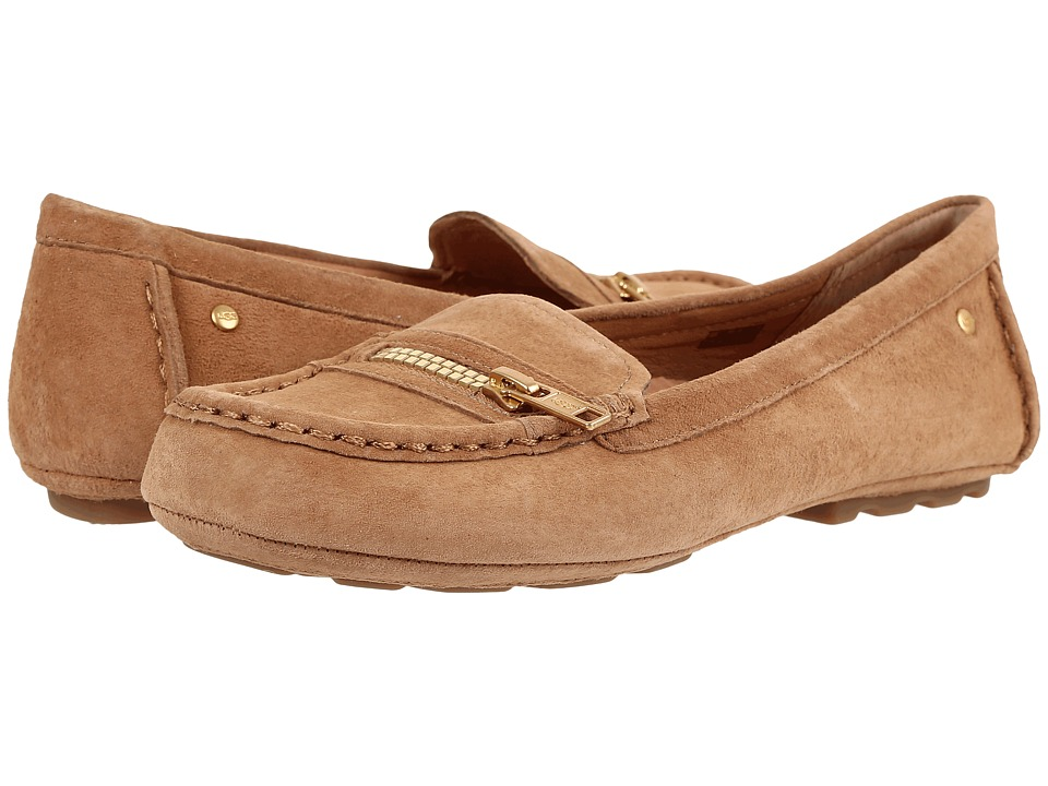 UGG - Davina (Chestnut) Women's Flat Shoes