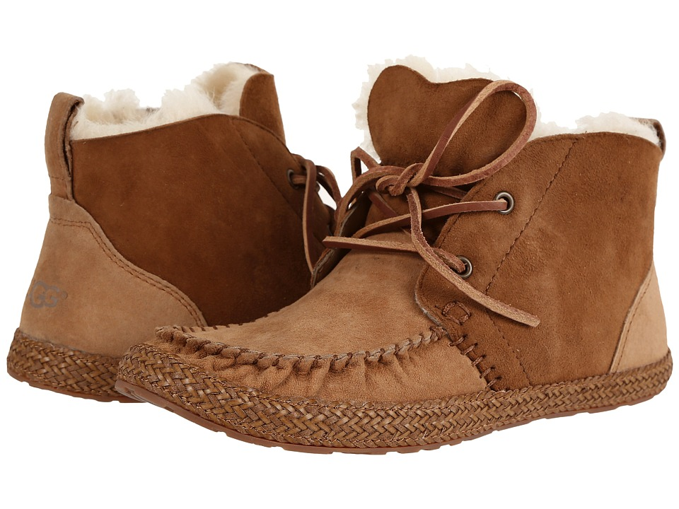 UGG - Kenai (Chestnut) Women's Pull-on Boots