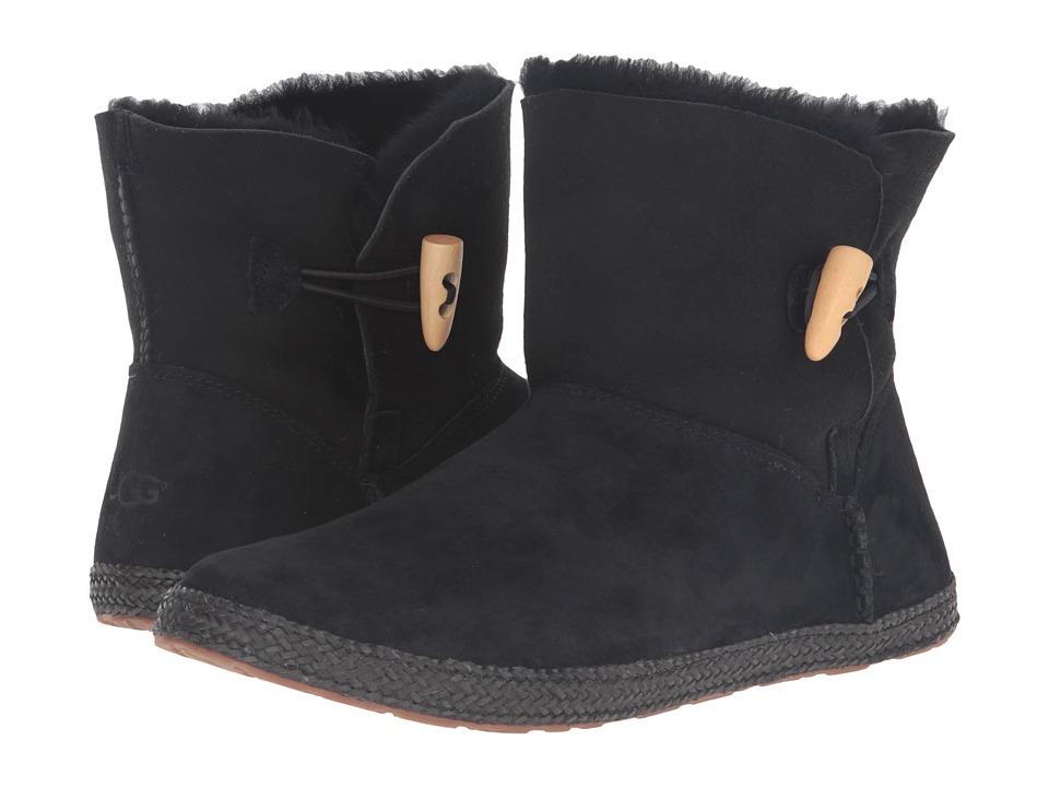 UGG - Garnet (Black) Women's Boots
