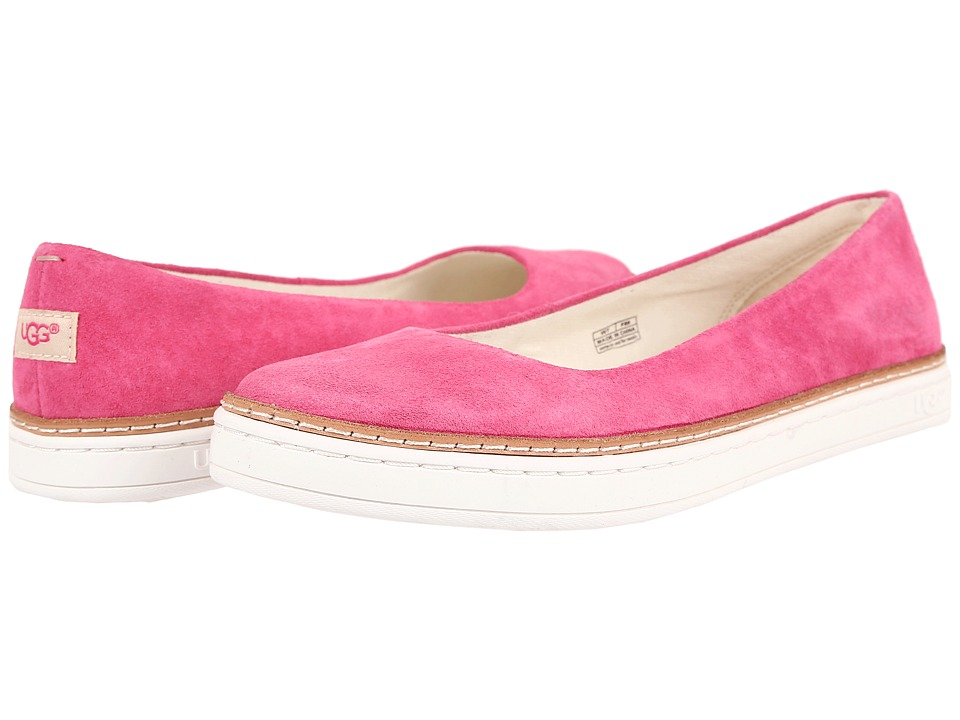UGG - Kammi (Diva Pink) Women's Flat Shoes