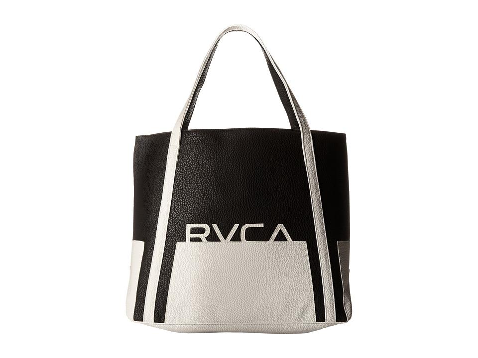 RVCA - Vellun Bag (Black) Tote Handbags