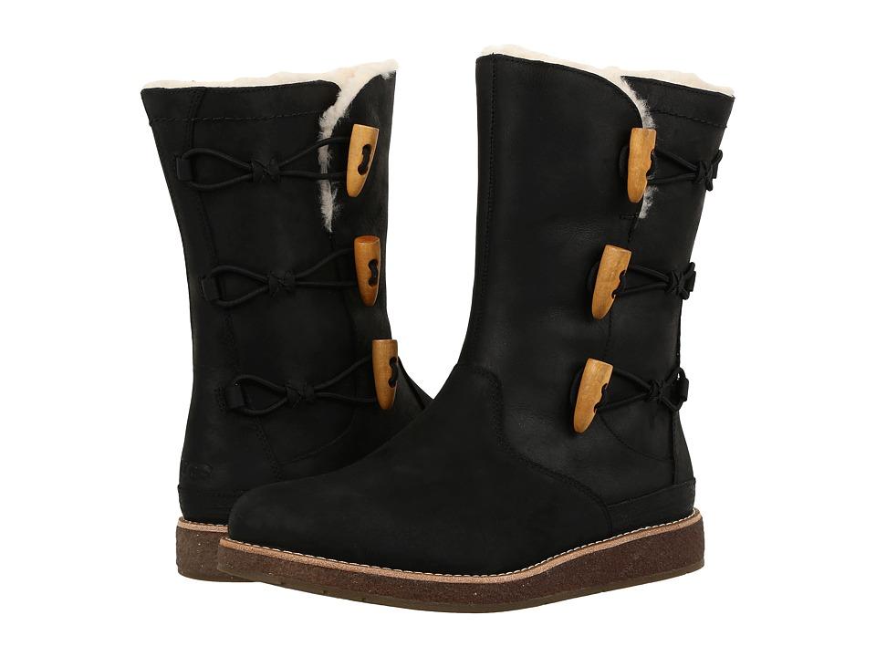 UGG - Kaya (Black) Women's Boots