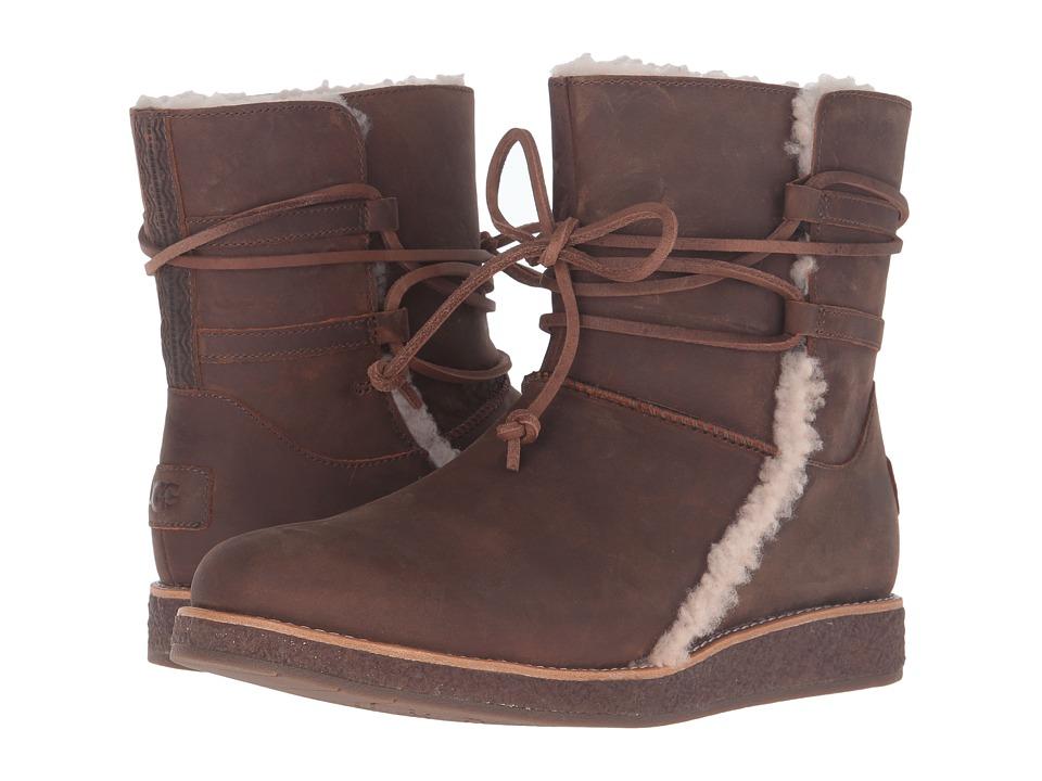 UGG - Luisa (Chocolate) Women's Boots