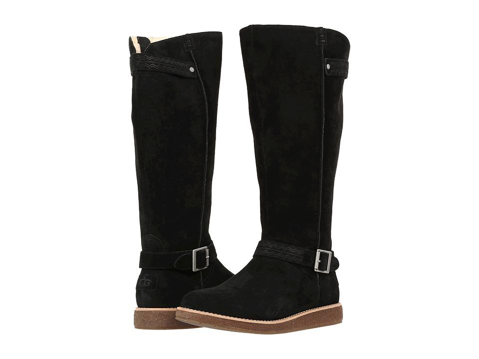 UGG - Gellar (Black) Women's Boots