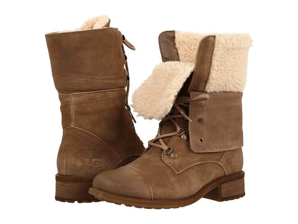 UGG - Gradin (Dark Chestnut) Women's Boots