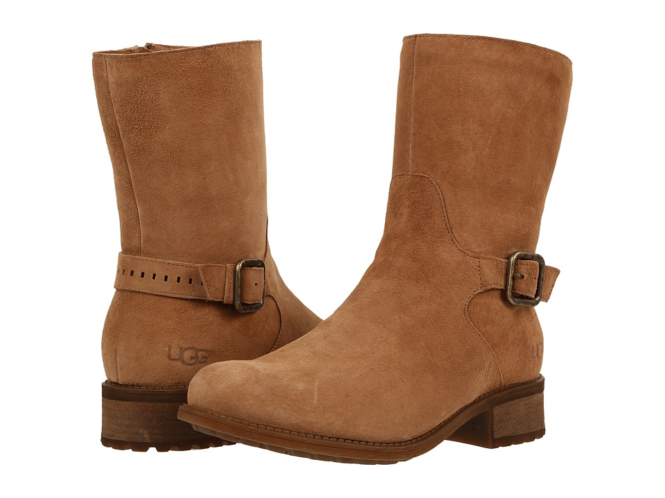 UGG - Keppler (Chestnut) Women's Boots
