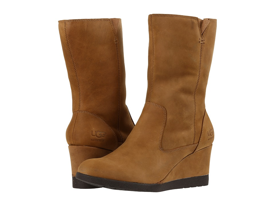 UGG - Joely (Chestnut) Women's Boots