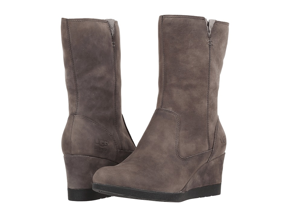 UGG - Joely (Charcoal) Women's Boots