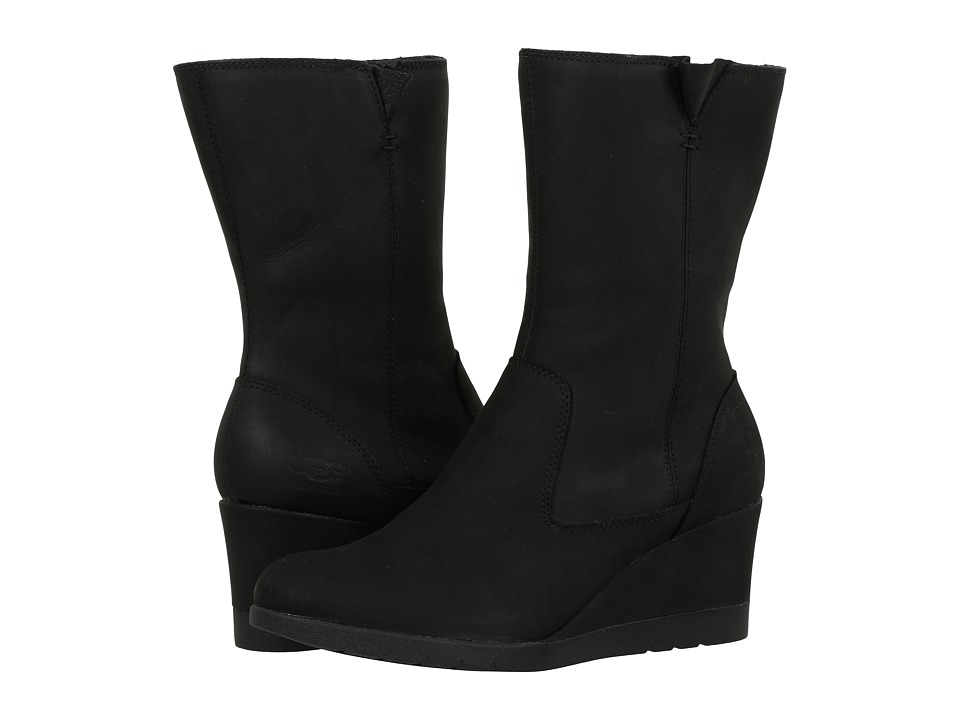 UGG - Joely (Black) Women's Boots