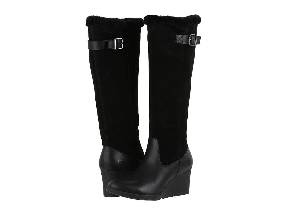 UGG - Mischa (Black) Women's Boots