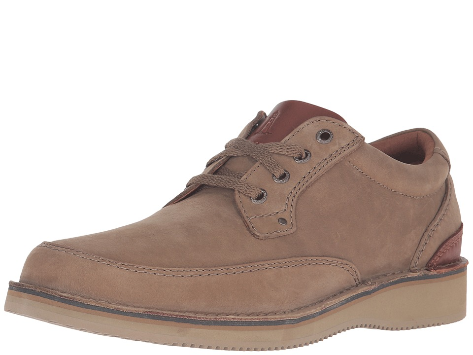 Rockport - Prestige Point Mudguard Oxford (New Vicuna) Men's Lace up casual Shoes