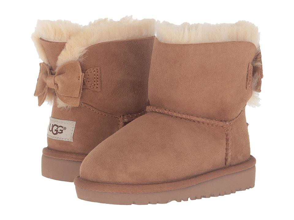 UGG Kids - Kandice (Toddler/Little Kid) (Chestnut) Girls Shoes