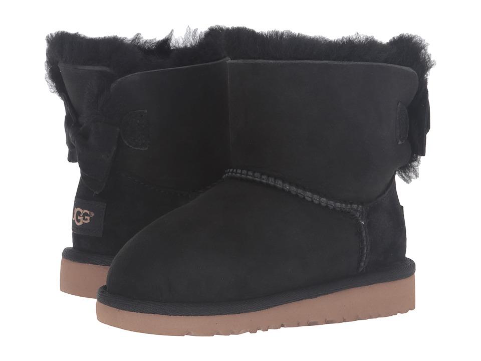 UGG Kids Kandice (Toddler/Little Kid) (Black) Girls Shoes
