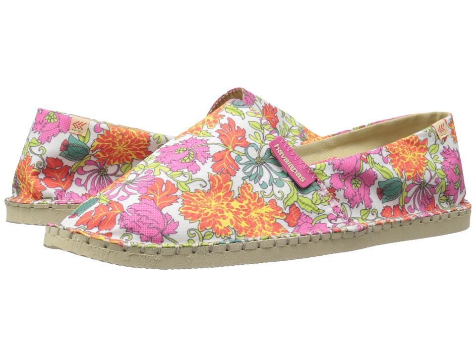 Havaianas Origine Liberty (Orchid Rose) Women