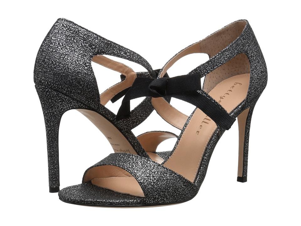 Bettye Muller Dreamy (Gunmetal Brocade) High Heels