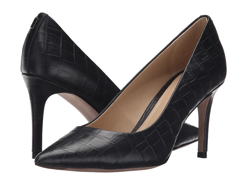 COACH - Smith (Black Classic Croco) High Heels