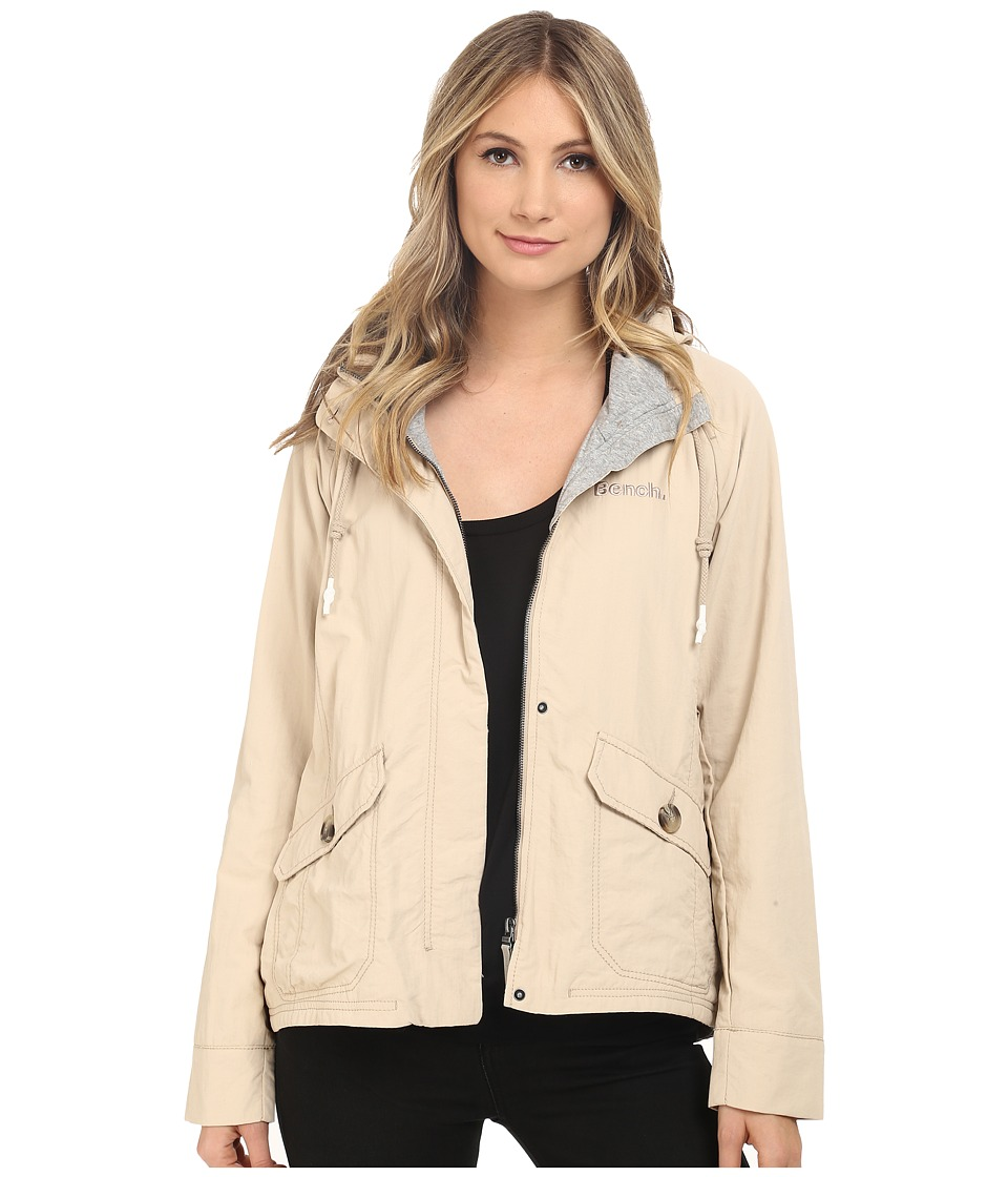 Bench - To Do List Jacket (Doeskin) Women's Coat