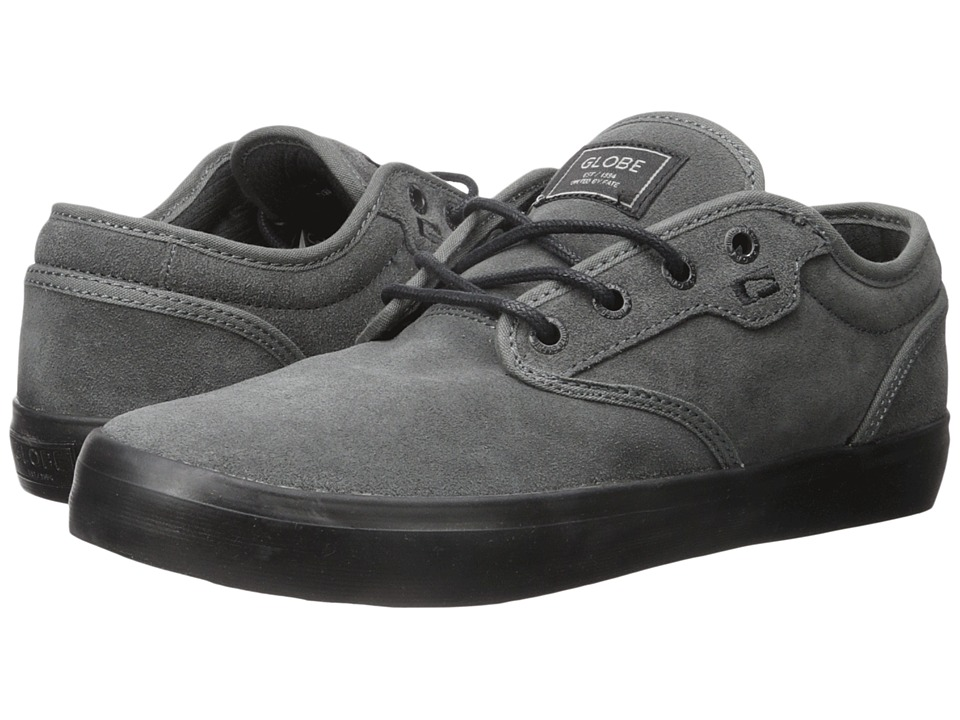 Globe - Motley (Dark Shadow/Black) Men's Skate Shoes