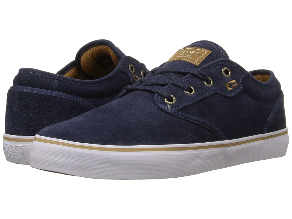Globe - Motley (Navy/Tan) Men's Skate Shoes