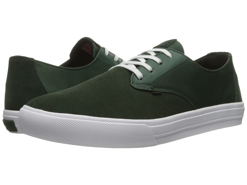 Globe - Motley Lyte (Green/White) Men's Skate Shoes