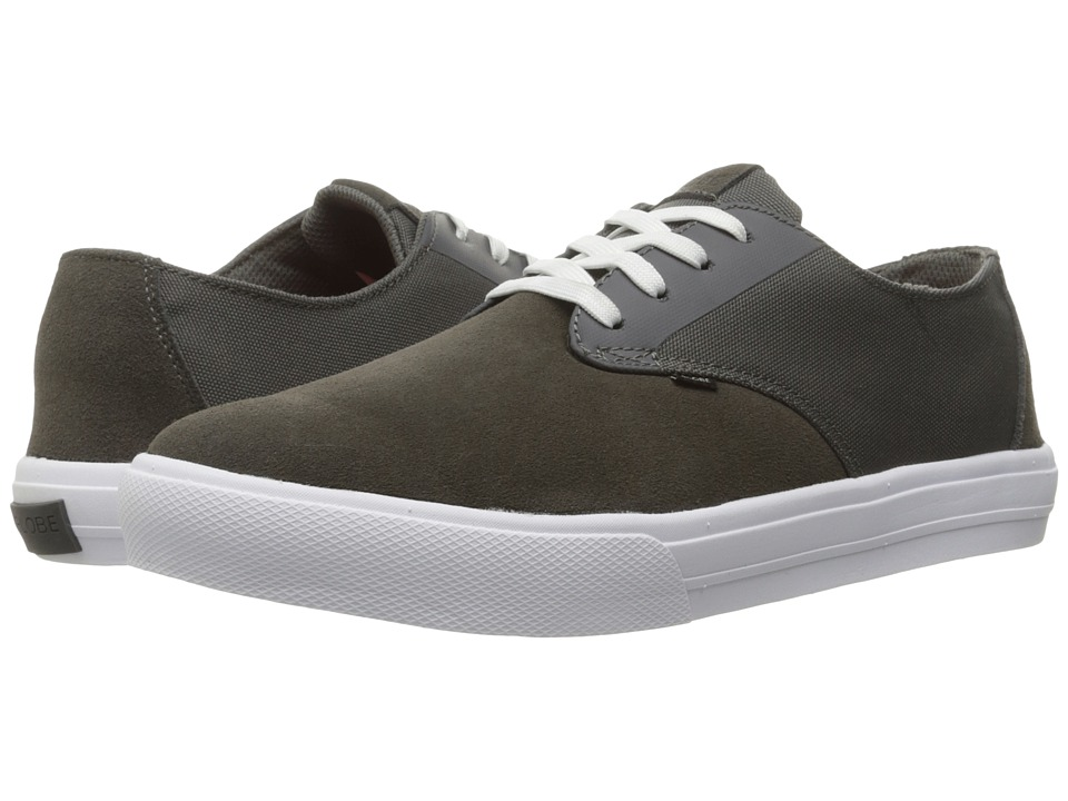 Globe - Motley Lyte (Charcoal/White) Men's Skate Shoes
