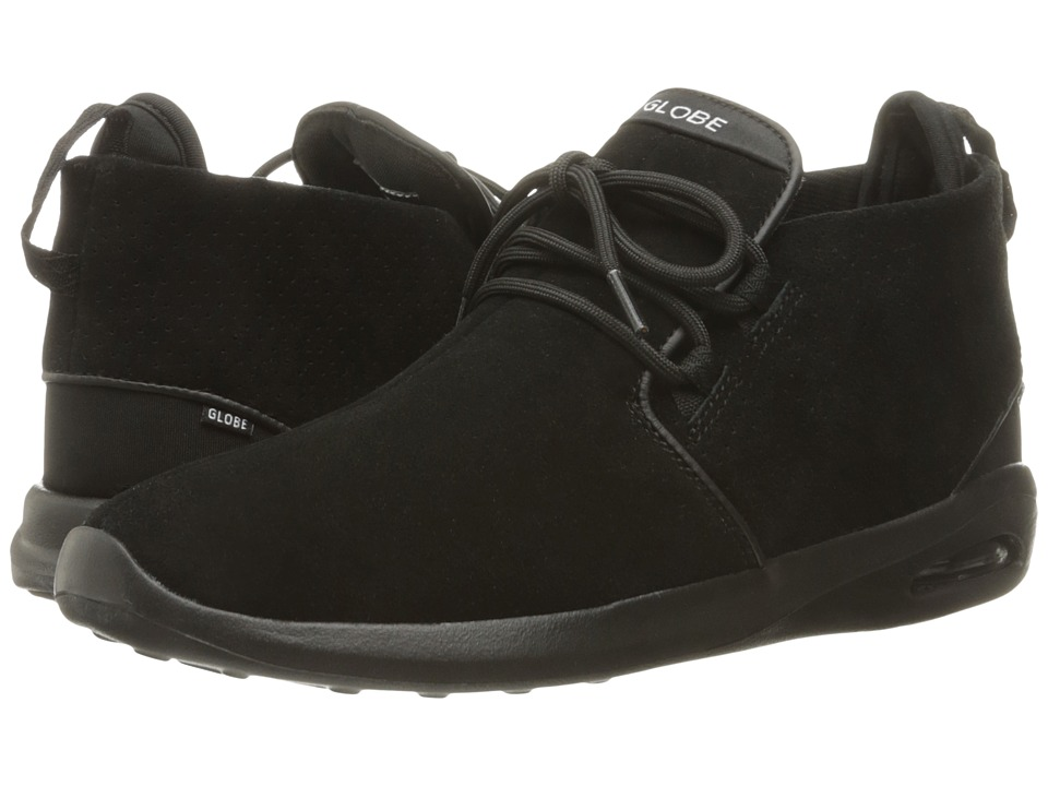 Globe - Nepal Lyte (Black/Black) Men's Skate Shoes