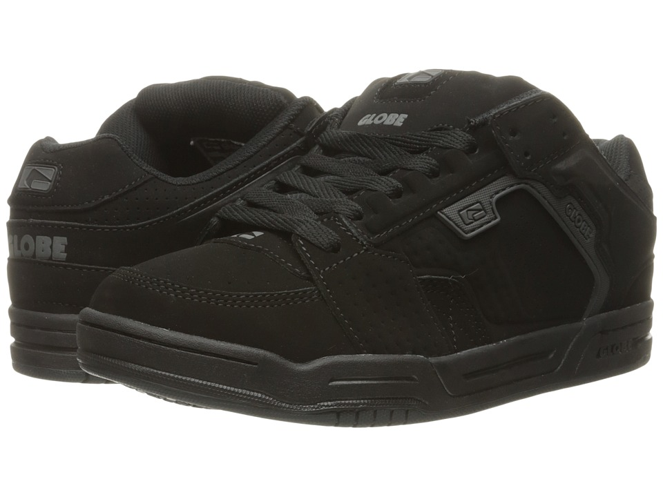 Globe - Scribe (Black/Black/Shadow) Men's Skate Shoes