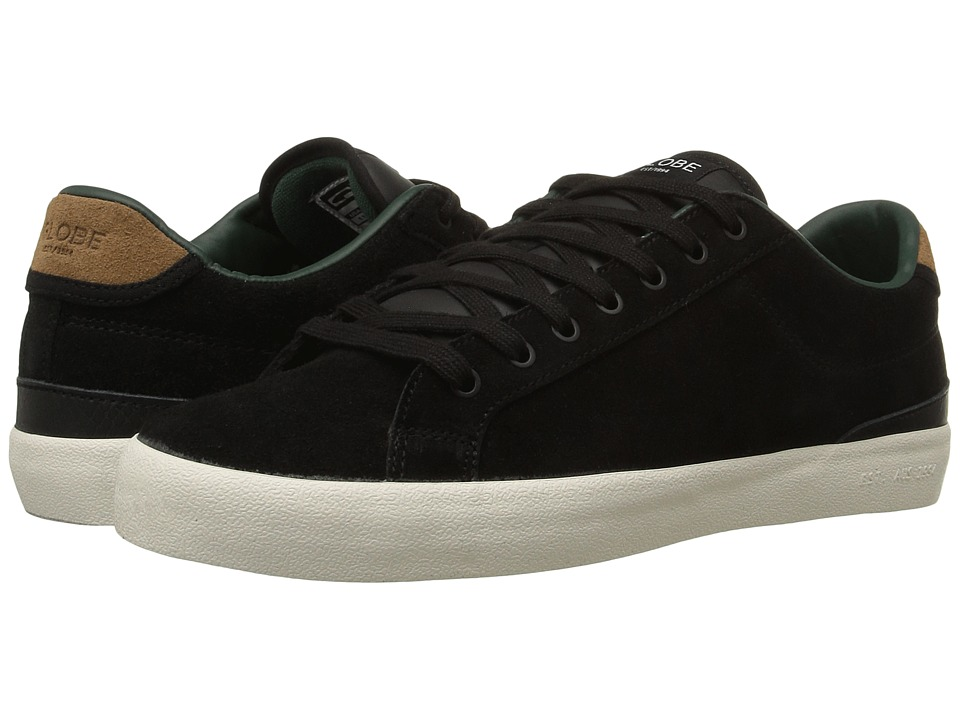 Globe - Status (Black/Antique) Men's Skate Shoes