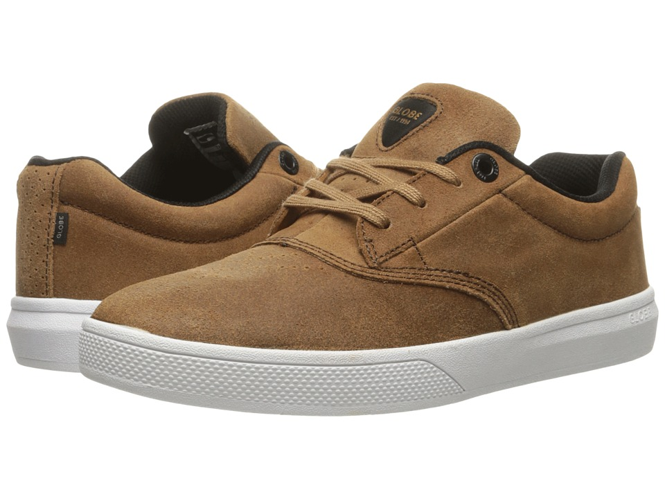 Globe - The Eagle (Toffee/White) Men's Skate Shoes
