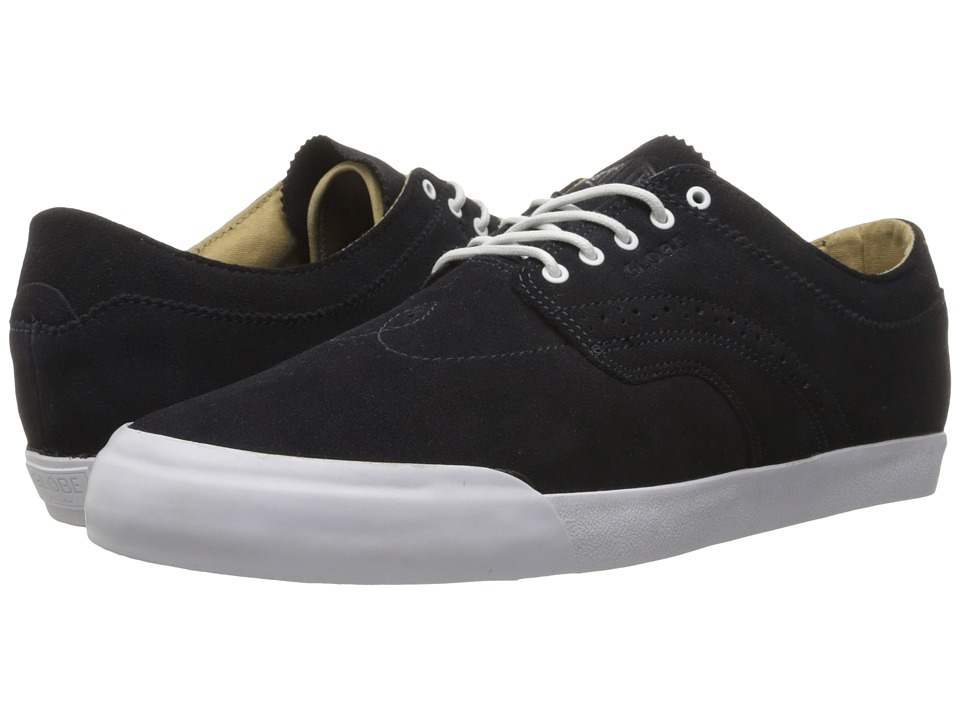 Globe - Taurus (Navy/White) Men's Shoes
