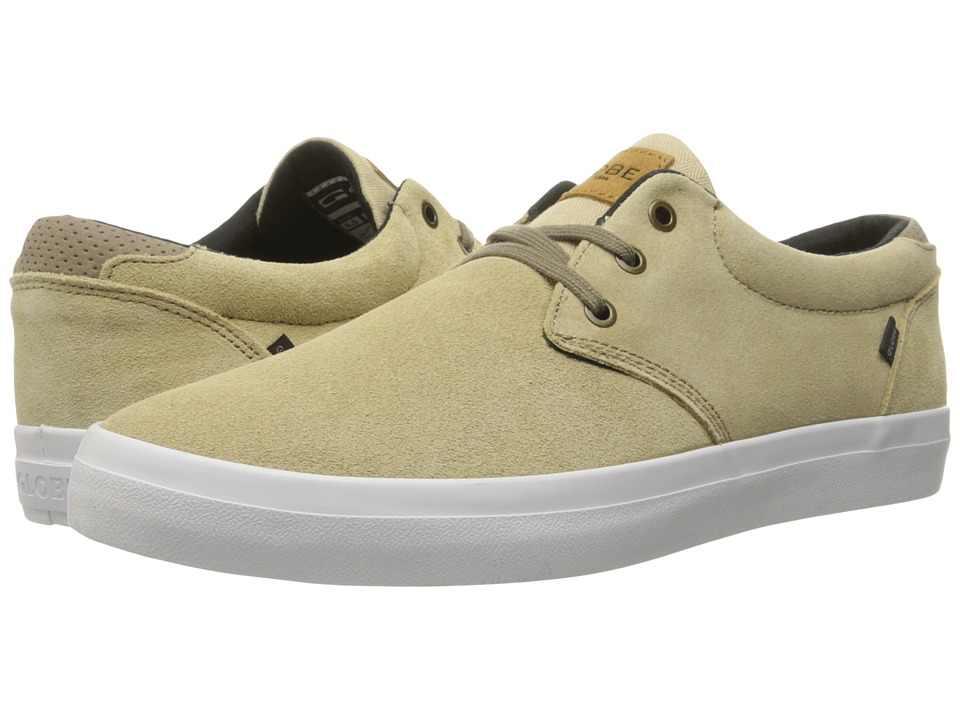 Globe - Willow (Sand/White) Men's Skate Shoes