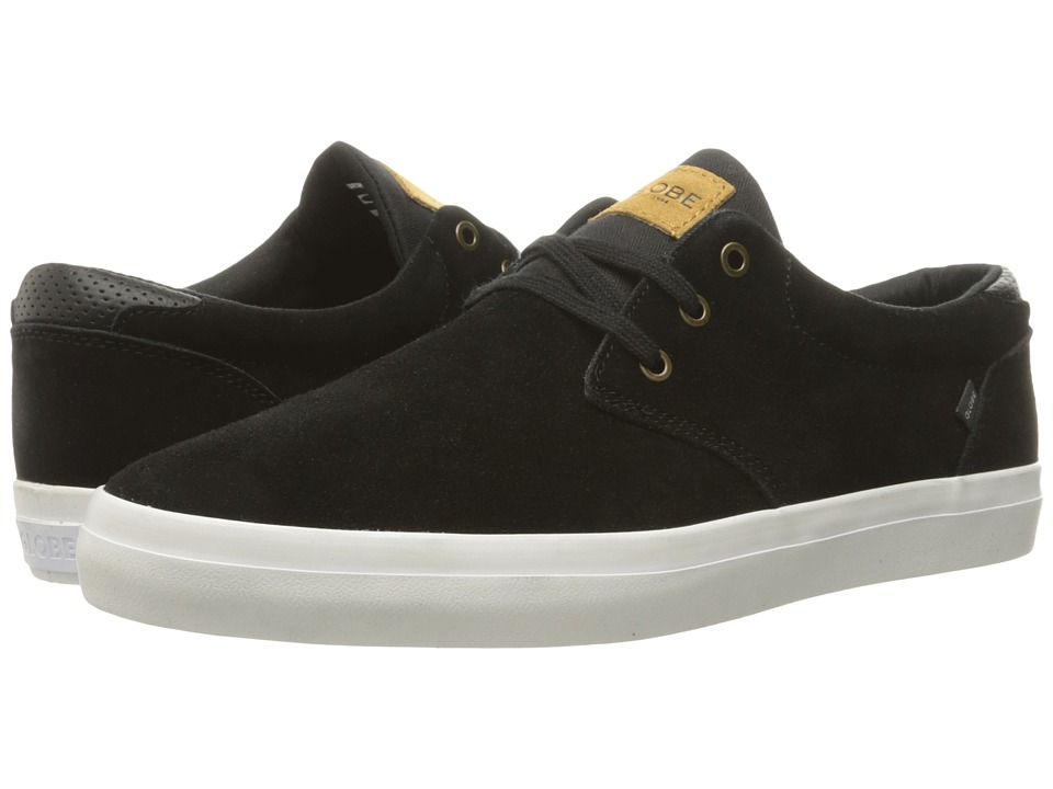 Globe - Willow (Black/White) Men's Skate Shoes