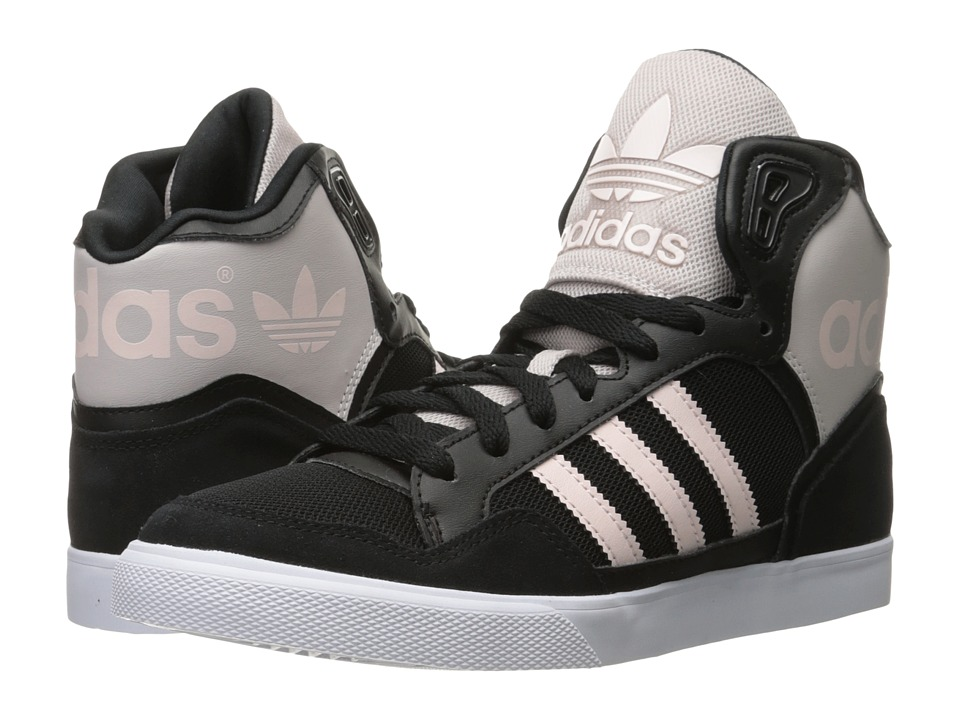 adidas Originals - Extaball (Core Black/Halo Pink/Ice Purple) Women's Basketball Shoes