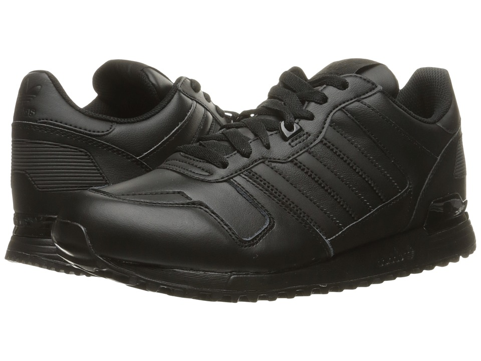 adidas Originals - ZX 700 (Core Black/Core Black/Core Black) Men's Classic Shoes